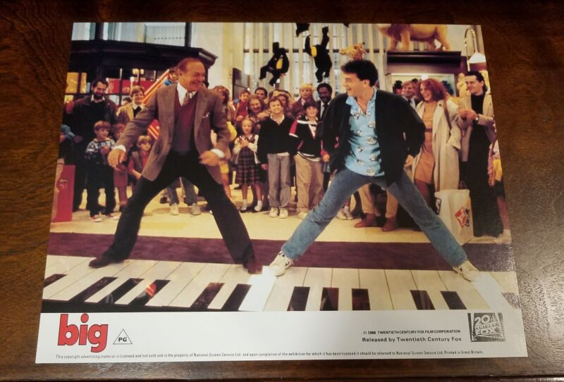 Big Lobby cards - Tom Hanks