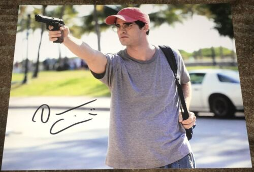 DARREN CRISS SIGNED AUTOGRAPH AMERICAN CRIME STORY GLEE 8x10 PHOTO A w/PROOF