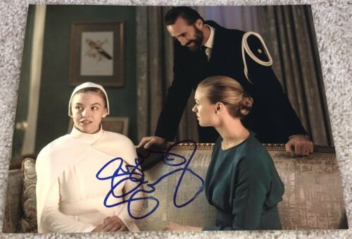 SYDNEY SWEENEY SIGNED AUTOGRAPH THE HANDMAID'S TALE 8x10 PHOTO G w/EXACT PROOF