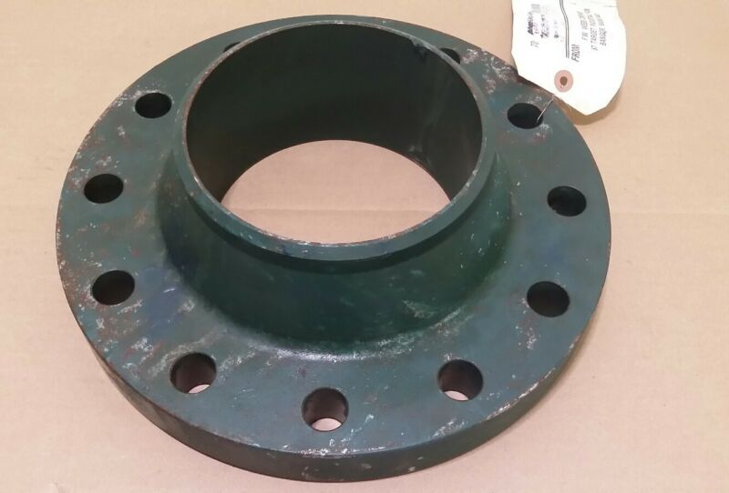 "Webb 6"" Weld Neck Flange 300# New 1 piece 41801139"