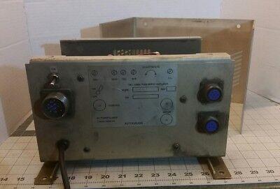Autogauge Model 100 W Sn 12945422 Ac Power 6 Amps 115 Vac 5060 Hz