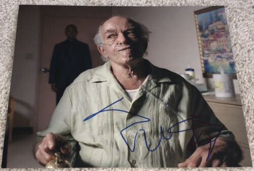 MARK MARGOLIS BREAKING BAD SIGNED AUTOGRAPH 8x10 PHOTO B w/EXACT PROOF