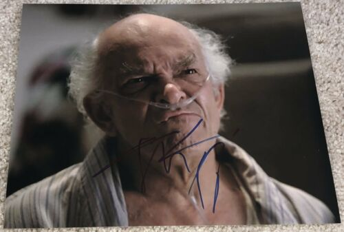 MARK MARGOLIS BREAKING BAD SIGNED AUTOGRAPH 8x10 PHOTO A w/EXACT PROOF