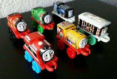 Thomas & Friends Minis Advent Christmas Calendar 6 Engines Exclusive to Set