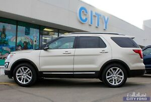 2017 Ford Explorer 4x4 4dr XLT
