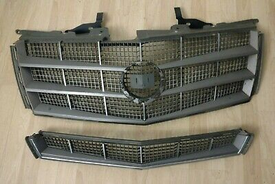 2008 2009 2010 2011 Cadillac CTS Front and Lower Grille