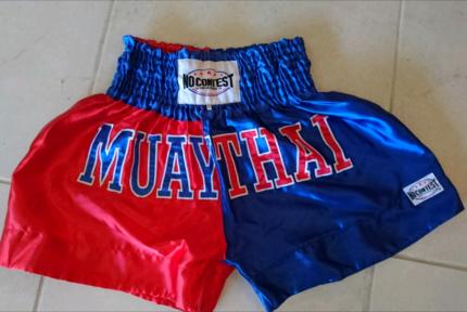 Muay Thai Kick Boxing shorts size M