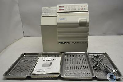 Autoclave Midmark M9 Ultraclave Sterilizer 120volt Tattoo Dental Veterinary Salo