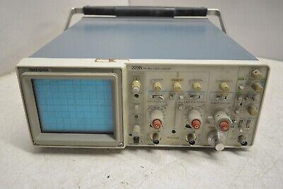 Tektronix 2235a - 2 Ch - 100 Mhz Oscilloscope