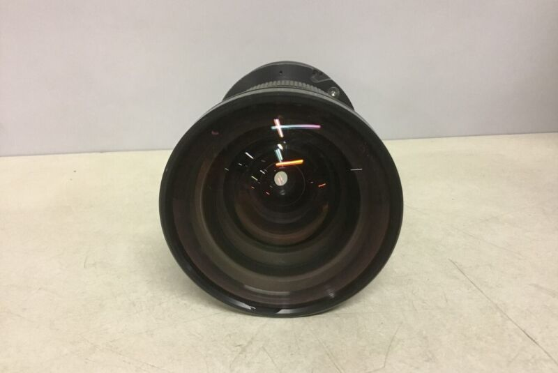 BARCO QLCD (1.1-3.1:1) DLP Projector Zoom Lens R9849850