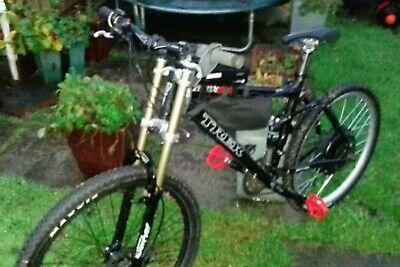Rare Trek Fuel ex5.5 Electric Bike Marzocchi Big Forks Mint downhill jump ebike