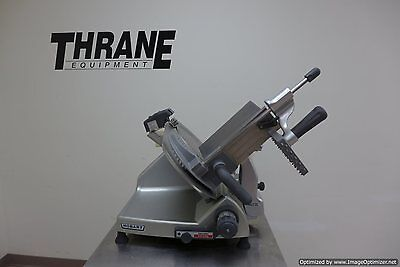 Hobart 2812 12 Manual Meat Cheese Deli Slicer Butcher Turkey W Sharpener2014