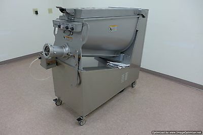 Hobart Mg2032 8.5 Hp Meat Beef Mixer Grinder 32 Grocery Butcher 4346 Biro