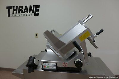 Bizerba Se-12d Automatic Gravity Meat Cheese Deli Slicer Sharpener 2912 Hobart