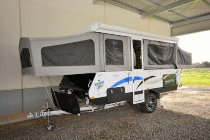 2015 Goldstream Thunder Off Road Wind Up Camper Trailer Parafield Gardens Salisbury Area Preview