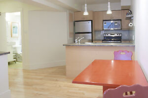 Bright 2 Bedroom Loft Apartment