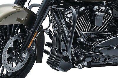 Kuryakyn 7677 Chrome Lower Coolant Oil Pump Cover 2014-2016 Harley Touring