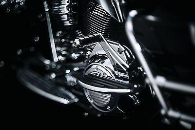 Adjustable Passenger Pegs - Kuryakyn 4353 Adjustable Passenger Pegs for Harley 10-17 Touring FLHX FLHTCU