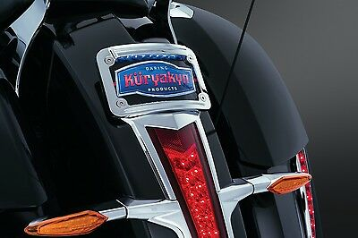 CHROME TAILLIGHT TRIM <em>VICTORY</em> <em>CROSS COUNTRY TOUR</em> CROSS ROADS MAGNUM HA