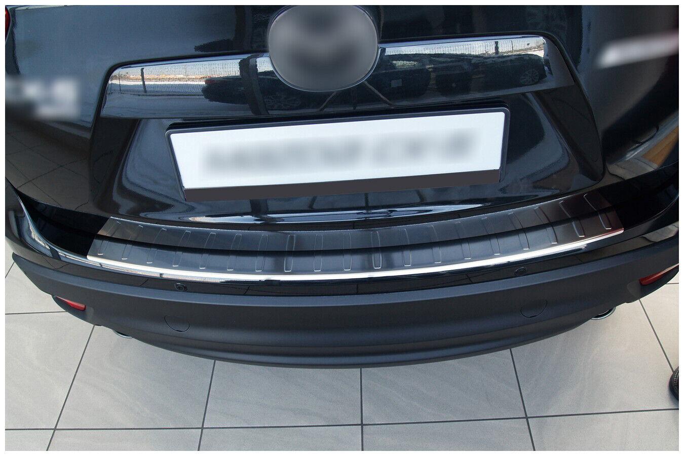 Innen Gebürstet mit Abkantung Ladekantenschutz V2A Edelstahl Für Mazda CX-5