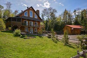 Fermette - Sainte-Marguerite-du-Lac-Masson - 26806570