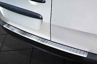 Ladekantenschutz passend für Mercedes Citan 2014-2018 Edelstahl