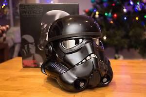 star wars Black series Shadow trooper Helmet Ringwood Maroondah Area Preview