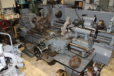 Leblond Regal Gap Bed Lathe 19 - 30 X 44 - 20 To 425 Rpm - 1.5 Thru Hole