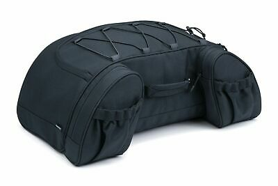 Kuryakyn Momentum Hitchhiker Trunk Tour-Pak Rack Bag Luggage Harley Touring - Kuryakyn Luggage Rack