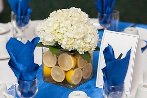 Square Vases - Perfect for Wedding Centerpieces!