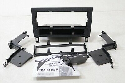 Metra 99-8156 Single DIN Stereo Dash Kit w// Pocket for 1990-1994 Lexus LS Series