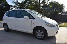 2006 Honda Jazz Hatchback 7 Speed Automatic Willmot Blacktown Area Preview