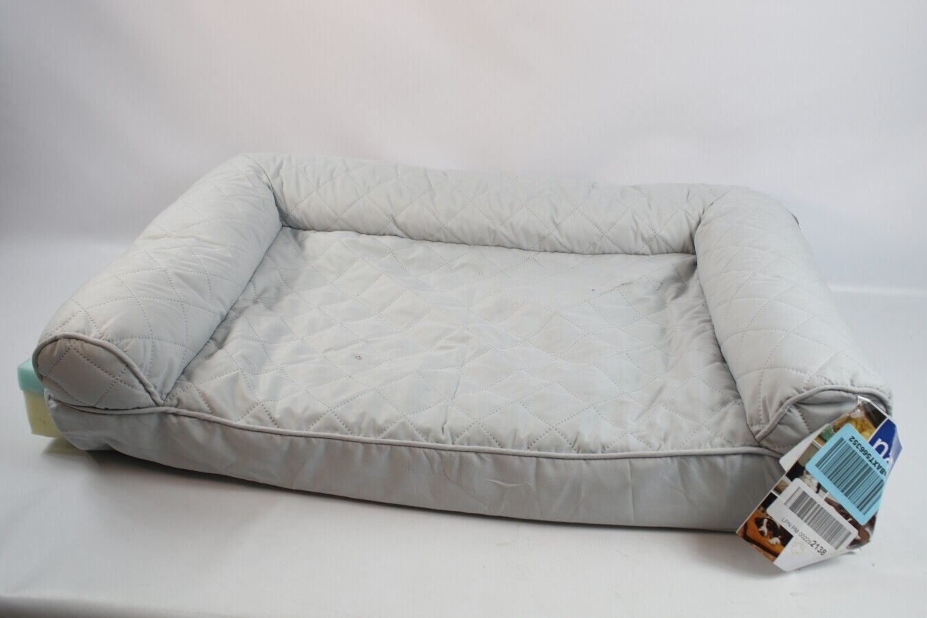 furhaven-pet-quilted-cooling-gel-top-sofa-pet-bed-medium-85301017-preowned