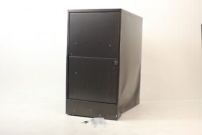 Lorell Office Dimensions 22 Deep 2 Drawer Letter-sized Metal File C - Preowned