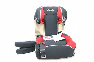 Graco Child Car Seat Booster Toddler Youth System Affix Latch Backless Belt for sale  Sacramento