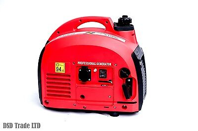 PETROL SUITCASE INVERTER CAMPING GENERATOR MOBIL PORTABLE 2000W !!!