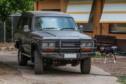 Toyota Landcruiser Sahara FJ62 1989 Highton Geelong City Preview