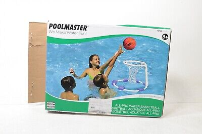 All Pro Water Basketball Game (Poolmaster 72705 All-Pro Water Basketball Game )