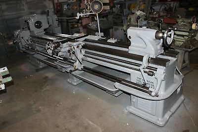 American Pacemaker Lathe 16 X 102 - 25 To 1500 Rpm - Taper Attach. - 15hp