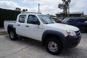 2008 Mazda BT50 Dual Cab Ute, Automatic, 4-cylinder Diesel Northgate Brisbane North East Preview
