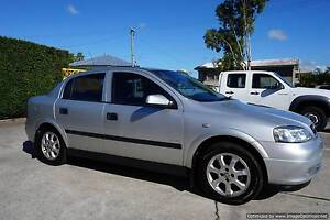 Automatic Low Km's 2002 Holden Astra Sedan. Drive Away Northgate Brisbane North East Preview
