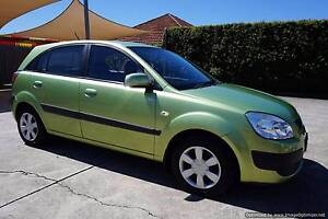 2005 Kia Rio Hatchback, Low Km's, Very Tidy! Rego, RWC, Northgate Brisbane North East Preview