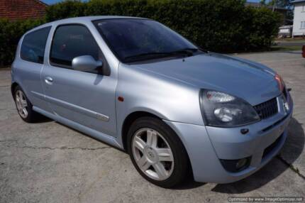 02 Renault Clio Sports,Low Km's,Great Condition!Rego.RWC.Warranty Northgate Brisbane North East Preview