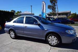 2005 Nissan Pulsar Sedan, Low Km's with Rego.RWC.Warranty Northgate Brisbane North East Preview