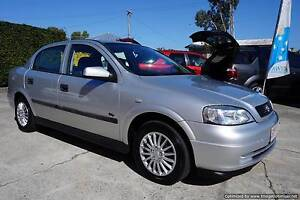 2001 Holden Astra Sedan, Automatic, Low Km's .Clean&Tidy! Northgate Brisbane North East Preview