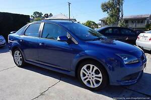 07 Ford Focus Sedan with leather seats, full service history Northgate Brisbane North East Preview