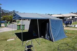 Swag Camper Trailer 4X4 Collingwood Park Ipswich City Preview
