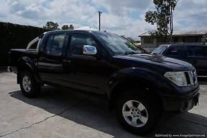 2009 Nissan Navara Dual Cab Ute. 4x4 V6 Petrol ! Northgate Brisbane North East Preview