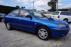 2004 Hyundai Elantra Sedan, Automatic, affordable Northgate Brisbane North East Preview