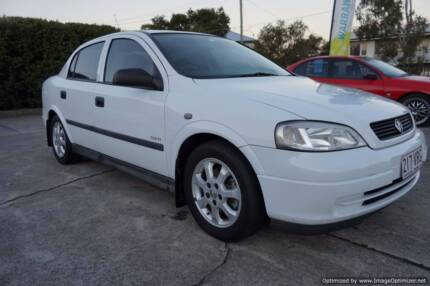 Automatic 2005 Holden Astra Sedan,Low Km's,Rego.RWC.Warranty Northgate Brisbane North East Preview
